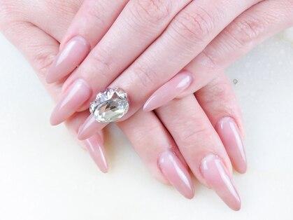 ロサネイル(rosa nail)の写真