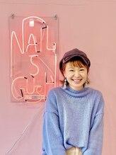 ネイルズガッシュトウキョウ 横浜西口店(NAILsGUSH TOKYO)齋藤 ミホ