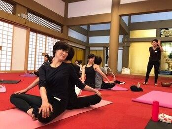 ストーンスパ スタジオソラ 栄店(stone spa studio sola)/2019秋東別院寺ヨガ