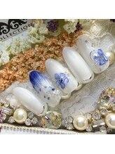 マムコレクション/紫陽花 人魚の鱗