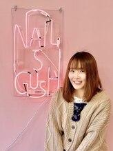 ネイルズガッシュトウキョウ 横浜西口店(NAILsGUSH TOKYO)及川 アヅサ