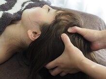 ストレス/疲労/凝りからくる頭痛にお悩みの貴方にオススメです。