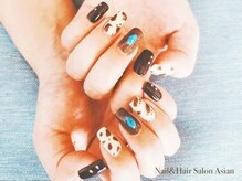 ネイルサロンアジアン 国際通りカーゴス店(Nail Salon Asian)