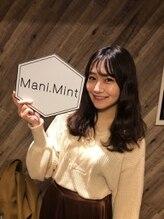 マニミント 表参道店(mani.mint)/AKB48小嶋真子さんご来店