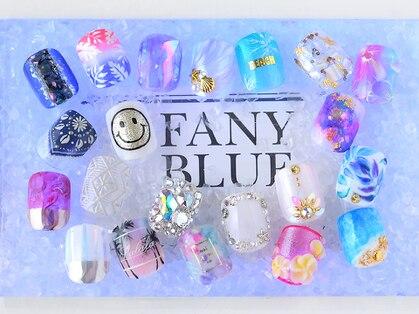 ネイルサロン ファニーブルー(FANY BLUE)の写真