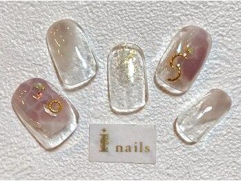 アイネイルズ 梅田店(I nails)/ドロップニュアンス
