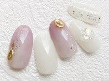 リーチェ ビューティアンドネイルサロン 大名店(Beauty&Nail Salon)/Spring design☆