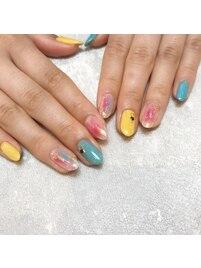 M-Quality Nail Design 193