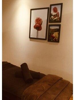 ジュリークサロン そごう横浜店/個室空間で自分へのご褒美♪