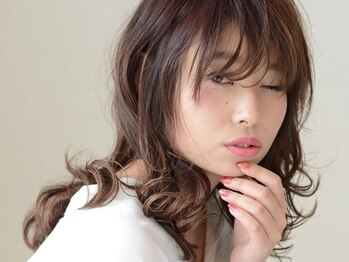 アース コアフュールボーテ 東松山店(EARTH coiffure beaute)の写真/お客様の「なりたい!!」を叶えます♪高級素材仕様で付け心地抜群♪モチも◎
