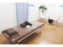 キレイモ 心斎橋駅前店(KIREIMO)の雰囲気(完全個室の清潔感があふれるお手入れルームでゆったりと。)