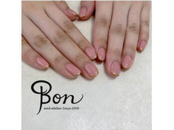 ネイルアトリエ ボン(nail atelier bon)/定額ジェルシンプル