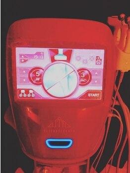 ブリス(Bliss)の写真/【一回での結果重視の方に!】最新マシン導入☆話題の筋膜リリースでしっかりほぐしてスッキリボディへ。