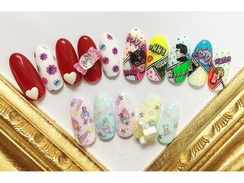 パリュール ローズ西新宿店(Parure)/初回オフ無料 ¥7900コース