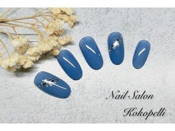 ココペリ(Nail Salon&School kokopelli)/ラメネイル