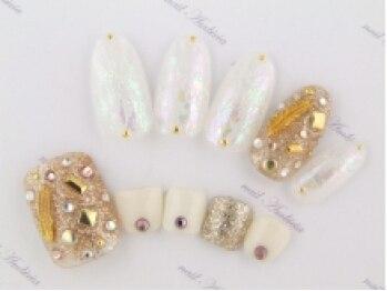 nail Ambicia 銀座店_デザイン_06