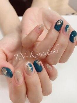 ティーエヌ 倉敷店/Hand定額3アート