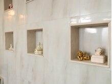 エステティックサロン ティーアンドワイ Esthetic Salon T&Yの雰囲気(趣向をこらしたインテリアが高級ホテルの様な空間を演出♪)