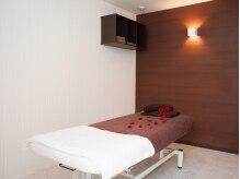 エステティックサロン ココ(esthetic salon COCO)の雰囲気(個室になっている施術スペースはゆったりお過ごし頂けます。)