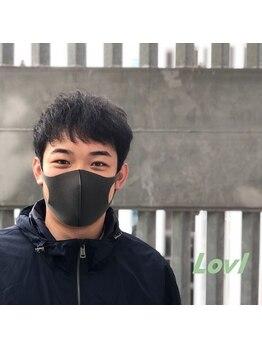 ラブル ハラジュク(Lovl harajuku)/メンズアイブロウ¥5500