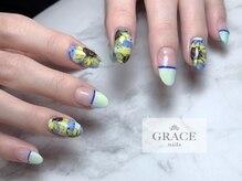 グレース ネイルズ(GRACE nails)/ひまわり