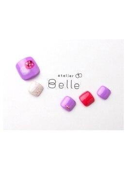 アトリエ ベル(atelier Belle)/パープル村*