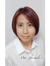 ネイルサロン ワンフォアスマイル(One for smile)yuko