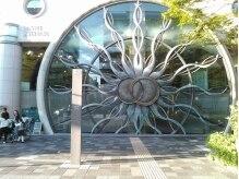 アーチオブジョゼ(ARCH OF JOZE)の雰囲気(烏丸御池を西へ!!この太陽の独特なシンボルが目印です。)