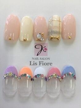 リスフィオーレ(Lis Fiore)/ハンドジェルネイル