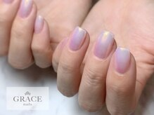 グレース ネイルズ(GRACE nails)/大人の韓国ネイル