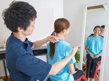 J'Sメディカル整体院 恵比寿 代官山店の写真/施術後の体の変化や継続力が違う、芸能人も多数通うサロン♪全国のサロンが学びたがる技術をご体感下さい!