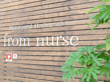Nature and Healing salon from nurse