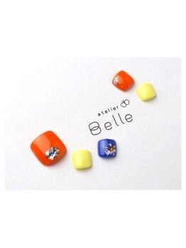 アトリエ ベル(atelier Belle)/真夏の太陽*