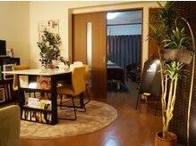 リラクゼーション キレイ工房(relaxation☆kirei工房)の雰囲気(完全個室の清潔感溢れるお手入れルームでゆったりと♪)