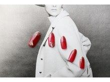 ルーヴル ネイルアンドアイラッシュ 生駒(LOUVRE nail&eyelash)/エレガントグラデーション