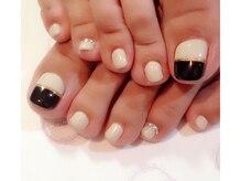 ループス ネイルサロン(Loops nail salon)の雰囲気(フット親指ART2本5500円 ART追加もok!)