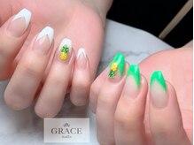 グレース ネイルズ(GRACE nails)/パイナップル