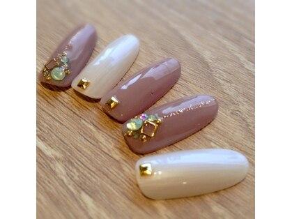 ネイルサロン アップルブロッサム(nail salon Apple Blossom)の写真