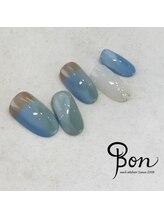 ネイルアトリエ ボン(nail atelier bon)/ニュアンスデザイン