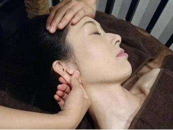 ブランリラクシング(頭。BLANC Relaxing)の写真/オトナ女性必見!お疲れ顔にさようなら♪個室完備で周りを気にせず自分だけの時間を過ごせる♪
