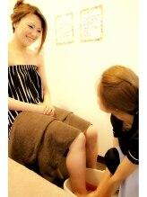 リーベプレミアム 三宮店(Liebe Premium)/●足浴