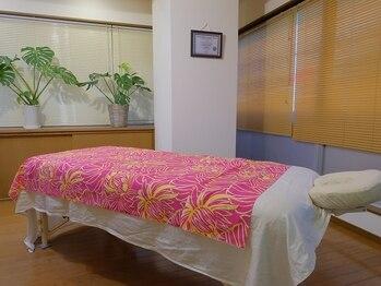 レアレア(Lea Lea)の写真/ハワイアンをイメージした完全個室空間。完全個室なので周りを気にせず癒しの空間へと導きます♪