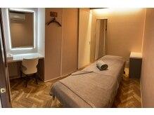 シャンティ ボーテ(Shanti Beaute)の雰囲気(施術スペースは全て完全個室。施術後のアメニティも充実[表参道])