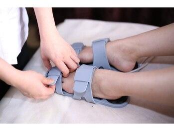 ピュアラ グランピュアラ難波店/EMS:低・中周波で電気的筋肉運動