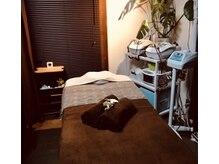 リラクゼーションサロン リラクマイスター 綱島店の雰囲気(エステルームは個室を2部屋完備しました♪)