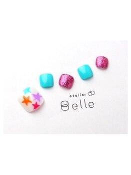 アトリエ ベル(atelier Belle)/カラフルなスター達*