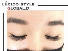 ルシードスタイル グローバルディー 稲毛店(LUCIDO STYLE GLOBAL.D)/3D4Dボリュームラッシュ200¥5500