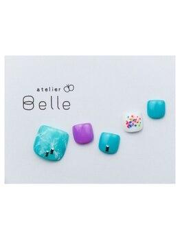 アトリエ ベル(atelier Belle)/サンゴ礁*
