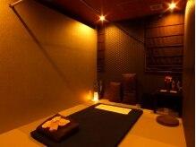 アムール(Amour)の雰囲気(タイ古式の施術お部屋♪個室でゆったりした時間を過ごせる♪)