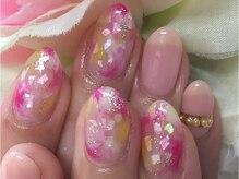 ジュエルズ ネイル(Jewels Nail)/定額アート6本☆コース
